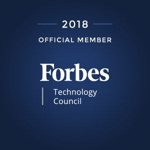 Forbes Technology Council Official Member 2018